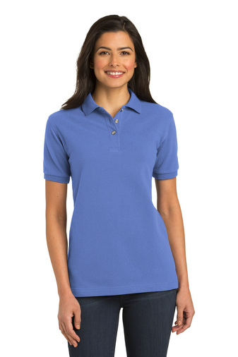 2019 IOD Worlds Women's Heavy Cotton Pique Polo by Port Authority