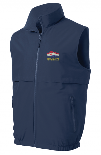 2019 IOD Worlds Reversible Charger Vest by Port Authority